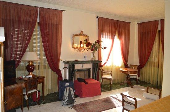 Hotel Alessandro della Spina: Junior Suite