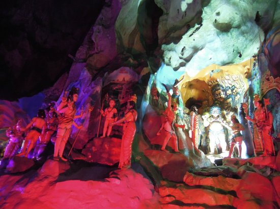 Cave villa! Prepare to have your mind blown.