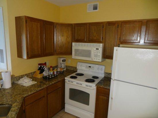 Wyndham Smoky Mountains: Kitchen