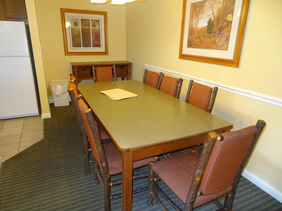 Wyndham Smoky Mountains: Dining Area