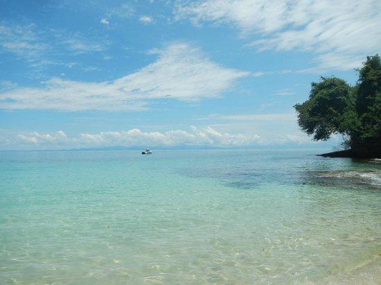 Panama Bahia Water Tours: Snorkeling bay