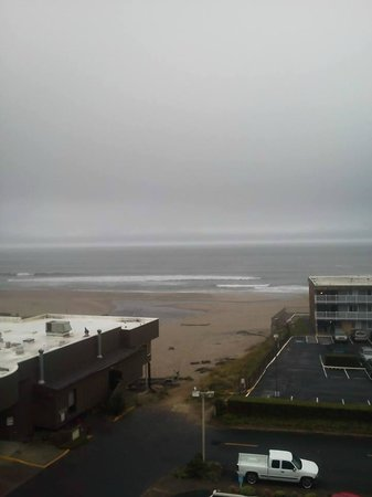 Shearwater Inn: ocean view