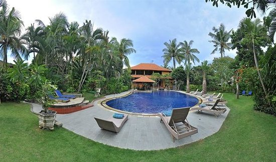Three Brothers Bungalows: main pool