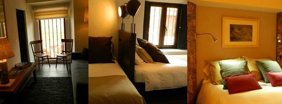 Hotel El Palomar: Family Suite
