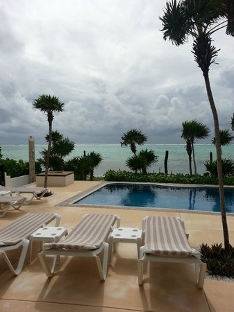 Casa Aquamarine Villa : Your view of Soliman Bay