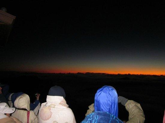 Haleakala National Park: Pre-dawn