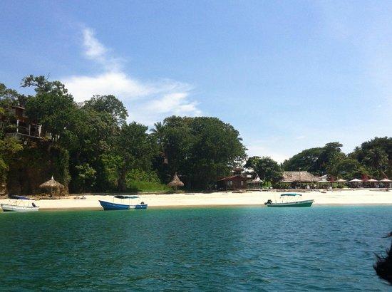 Panama Bahia Water Tours: Contedora Island