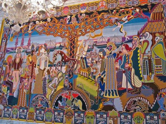 Palacio de Christiansborg: Extensive tapestries