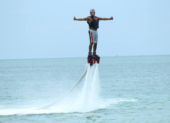 Flyboard Koh Samui Chaweng Beach: flyboard chaweng beach