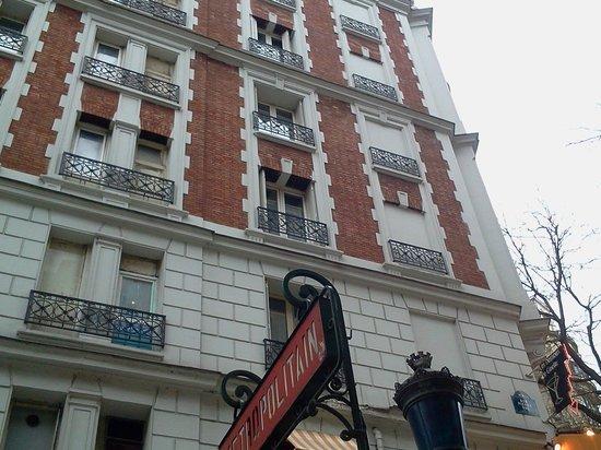 Hotel Roma Sacre Coeur : hotel