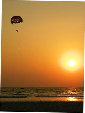 Pedro's: Benaulim Beach, South Goa