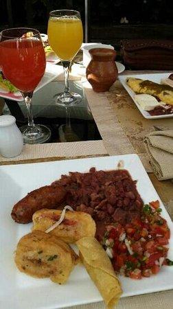 Restaurante Las Velas: Desayuno buffet dominical