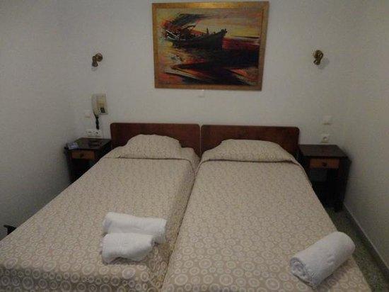 Philippi Hotel : Hotel Philippi Room