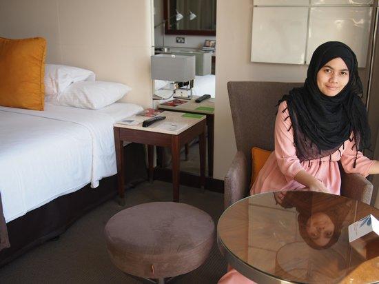 Centro Yas Island Abu Dhabi by Rotana: Clean bedroom, nice atmosphere