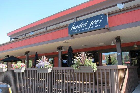 Loaded Joe's - Avon: Flower-lined Deck