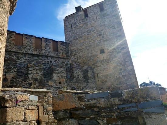 Castillo de los Templarios: if stones could talk