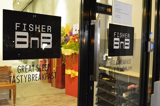 Fisher BnB: Welcome In