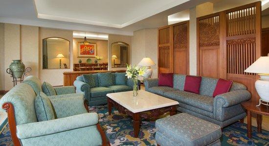 Bandara Hotel : Presidential Suite