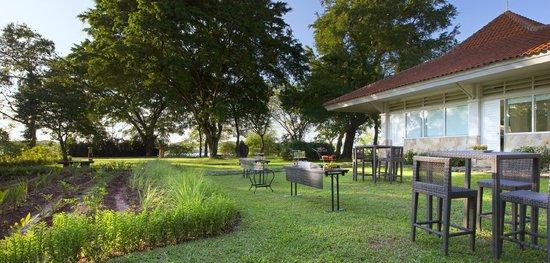 Bandara Hotel: Sustainability Garden