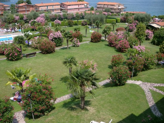 Residence Apparthotel San Sivino: vista dalla camera