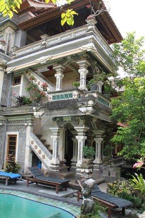 """Sania's House Bungalows: une des """"maisons"""" intérieures"""
