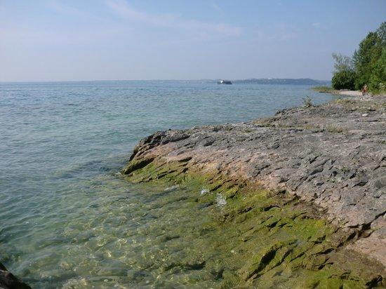 Residence Apparthotel San Sivino: veduta dalla spiaggia