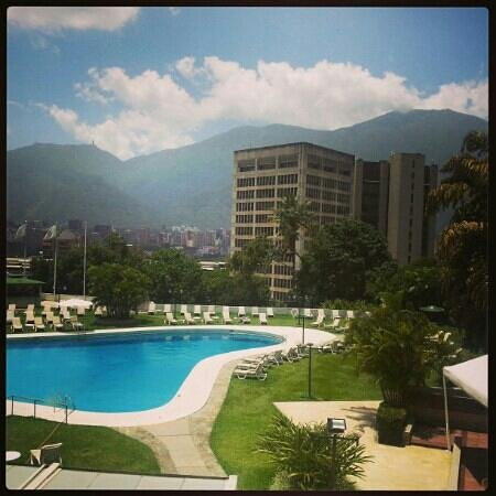 InterContinental Tamanaco Caracas: perfect view!!!