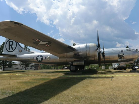 Piedmont, SD: Boeing Flying Fortress