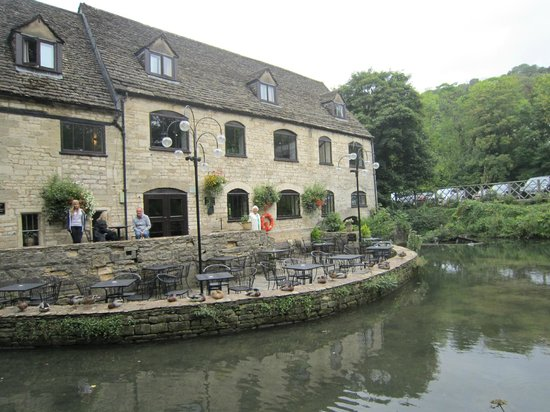 Egypt Mill Hotel and Restaurant: A nice spot for lunch