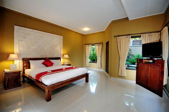 Three Brothers Bungalows: deluxe suite room
