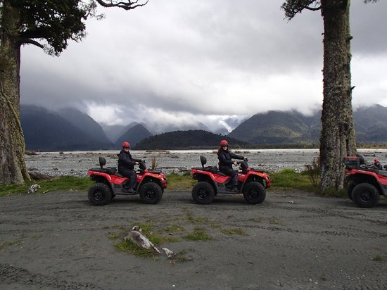 Across Country Quad Bikes: Amazing views!