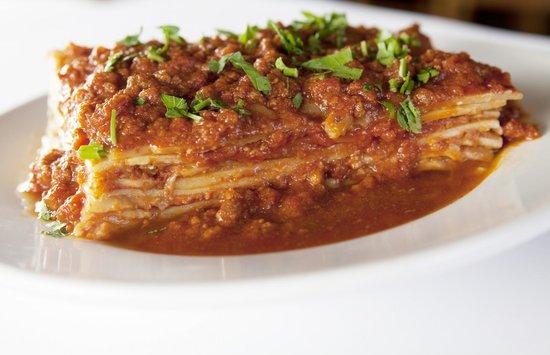 La Porchetta: Our Lasagne