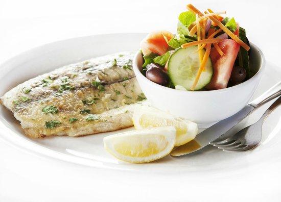 La Porchetta: Fish