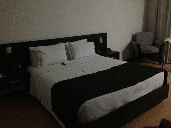 Hotel TRYP Medellin : habitacion