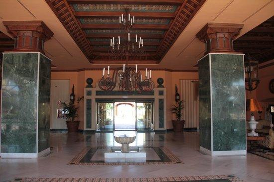Iberostar Malaga Playa: Ricezione
