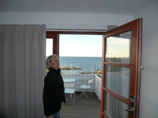 Hotel Klippen: Our room
