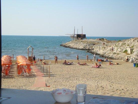 Villaggio Camping Baia Falcone: la spiaggia
