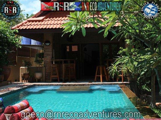 RNR Eco Adventures Pool Villa Resort & Hostel: RNR Eco Adventures Pool Villa