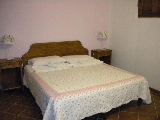 Agriturismo La Torretta : room