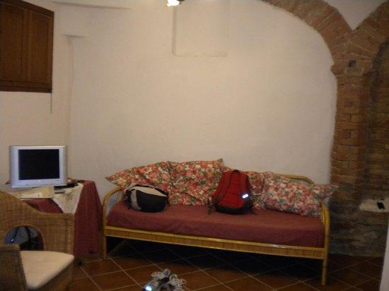 Agriturismo La Torretta: room