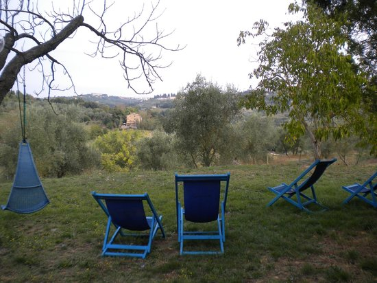 Agriturismo La Torretta: view from the guesthouse