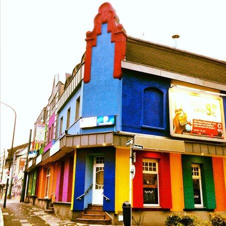 Petul Hotel An der Zeche: La struttura centrale