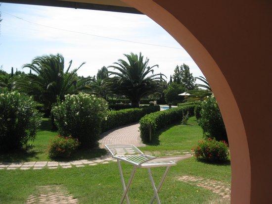 Agriturismo Villa Toscana : La piscina vicinissima...