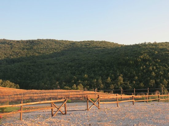 La Rocca dei Briganti: Just a view of the surroundings.