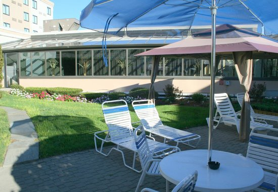 Holiday Inn Hasbrouck Heights: Poolbereich