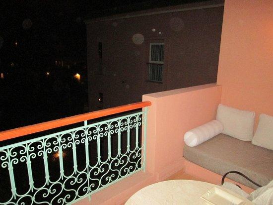 Sofitel Marrakech Lounge and Spa: Vue chambre supérieure