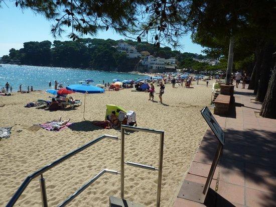 Hotel Blau Mar: The Beach area
