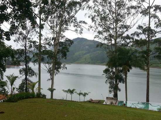 Ceylon Tea Trails : view from dining area