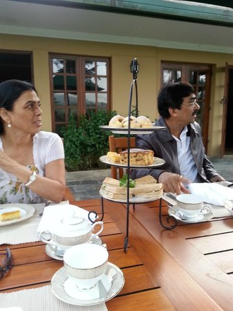 Ceylon Tea Trails : High Tea at Norwood