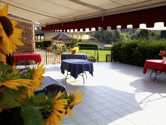Poirino, Italia: La terrazza